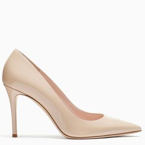 *NEW* Kate Spade nude pink Pump size:9